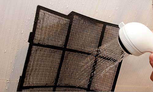 Lavagem filtro - Como limpar o seu Ar Condicionado Split - WebContinental