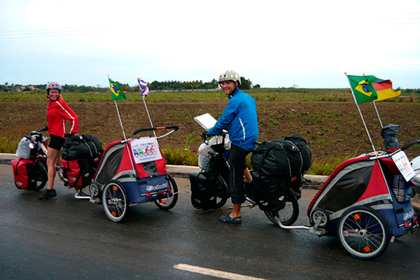 De bike pelo mundo - Blog WebContinental