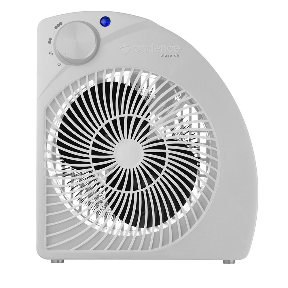 aquecedor de ar branco tipo convector