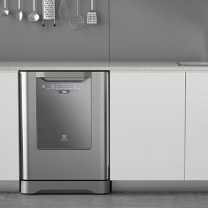 lava louças eletrolux na cozinha