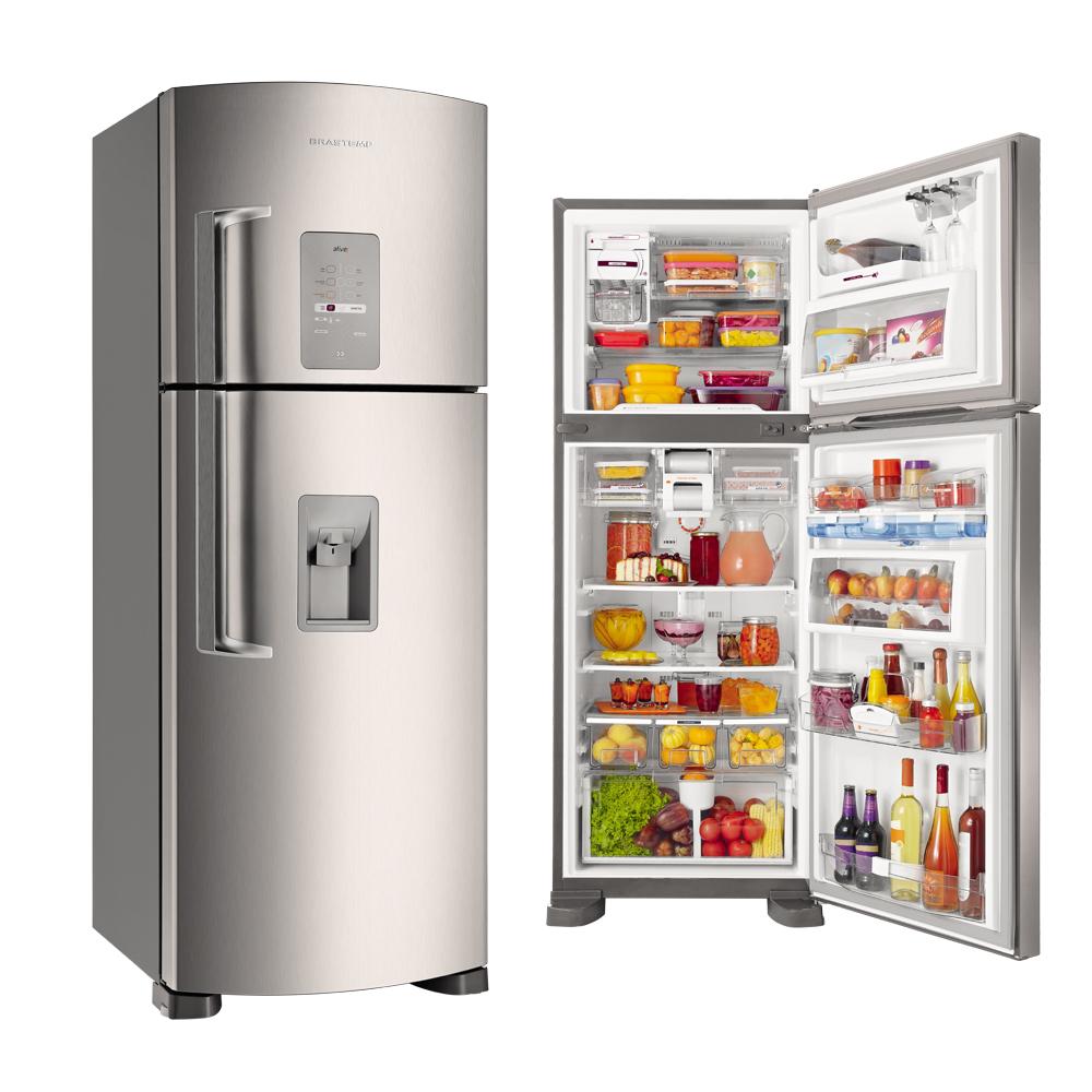 refrigerador brastemp duplex