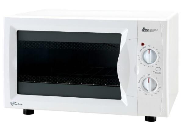 forno elétrico de bancada fischer Hot Grill 44L
