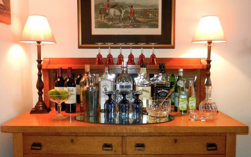 mini bar para casa