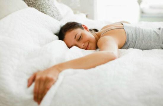 temperatura agradável de ar condicionado para dormir