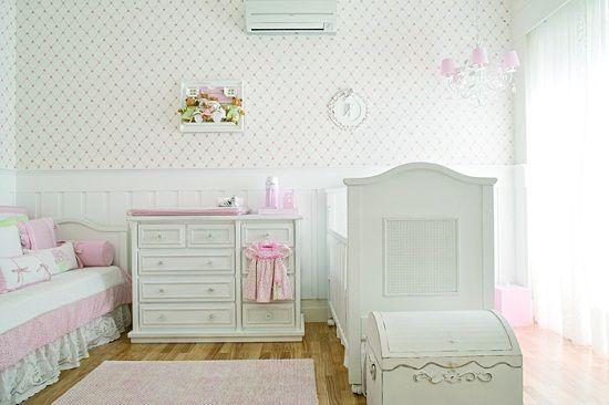 temperatura do ar condicionado em quarto de bebe