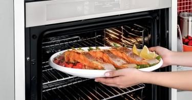 tamanho de forno ideal