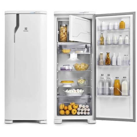 geladeira de uma porta