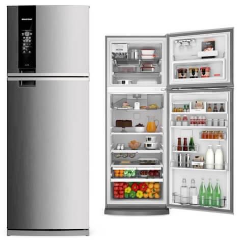 Refrigerador Duplex Frost Free Evox 478L