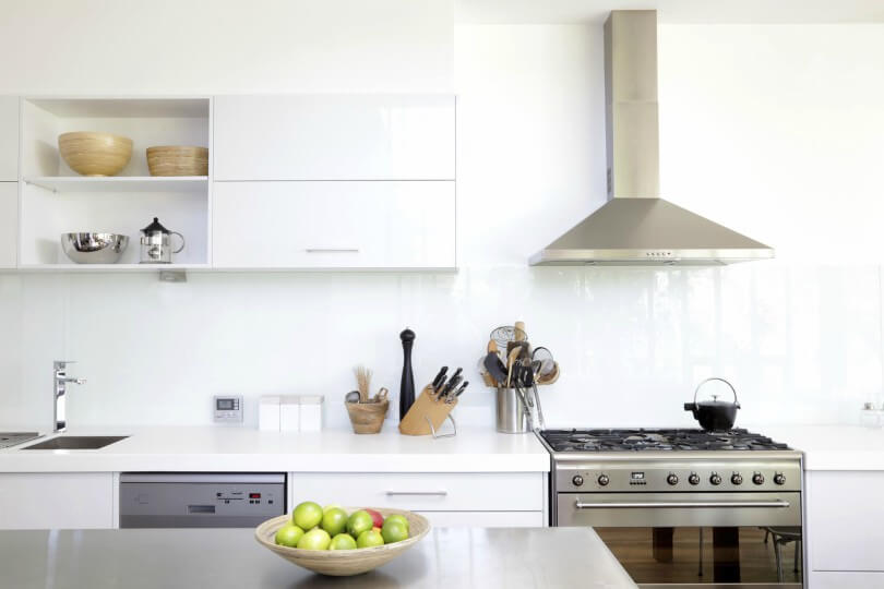 Cozinha clean como escolher
