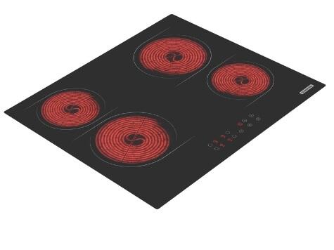 Como funcionada o cooktop elétrico