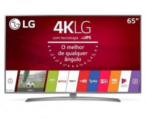 """Smart TV 65"""" LED - LG"""