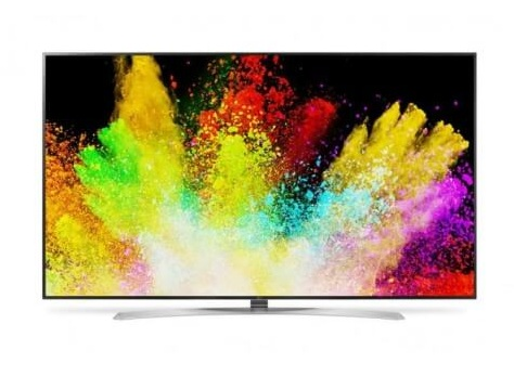 """Smart TV 86"""" LED - LG"""