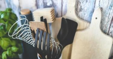 utensilios para cozinha