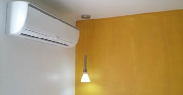 Ar Condicionado Split na parede
