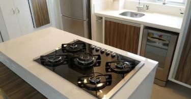 Quais são os tipos de cooktop?