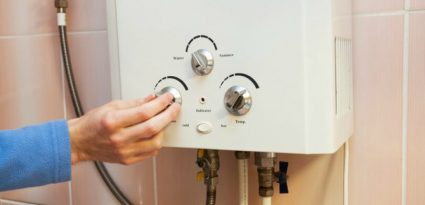 Como escolher um aquecedor de água a gás