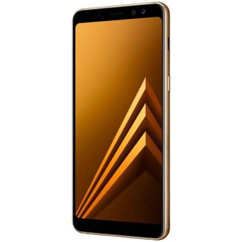 Foto do celular Galaxy A8