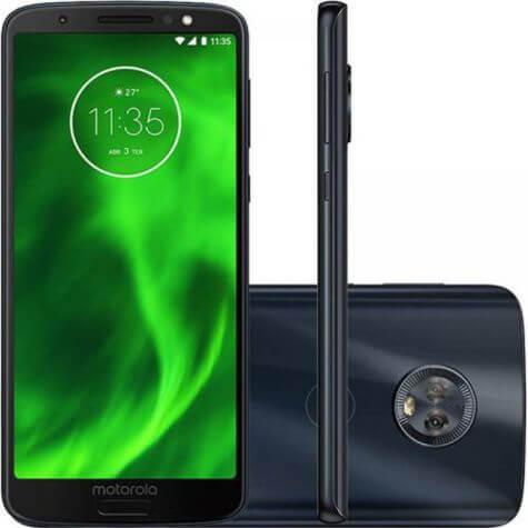 Foto de celular Moto G6 Plus