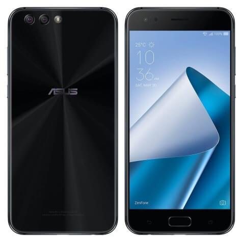 Foto do celular Zenfone 4