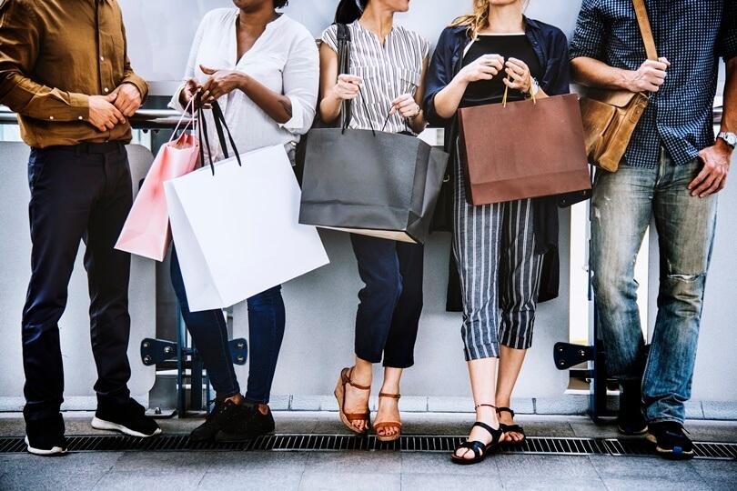 Compras dia do consumidor