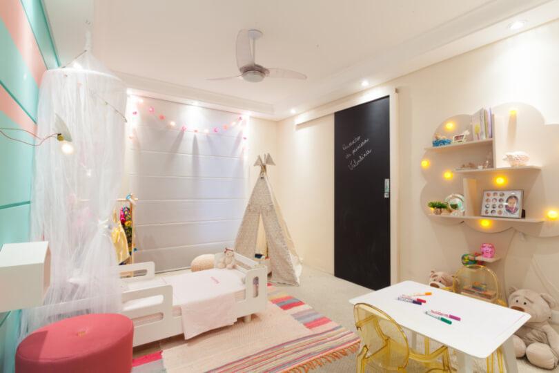 Decoração de quarto infantil