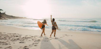 Dicas de esportes para praticar na praia