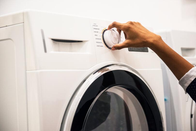 Como limpar máquina de lavar