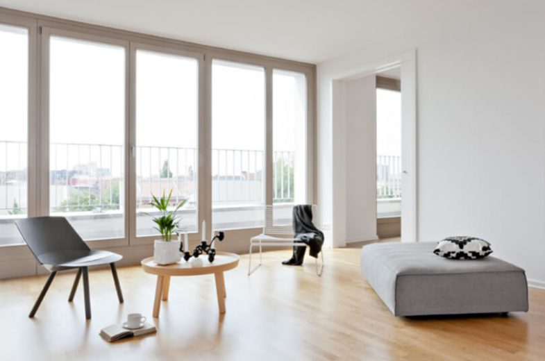 O que é decoração minimalista