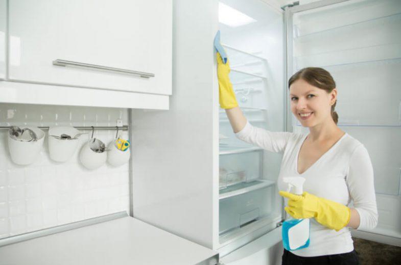 Manutenção e conservação da geladeira