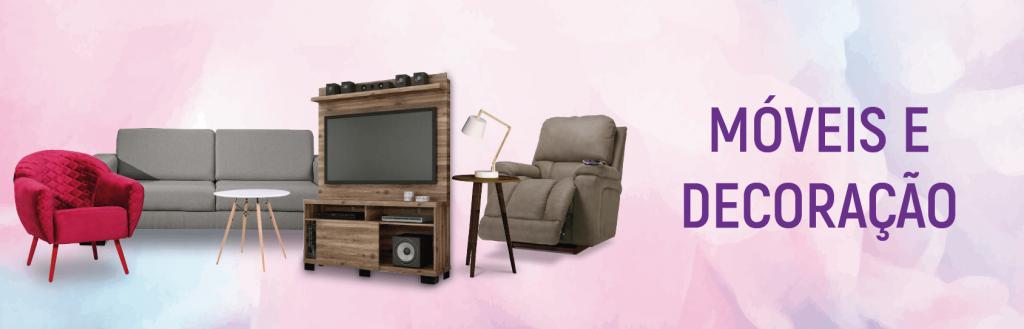 Presentes de móveis e decoração para Dia das Mães