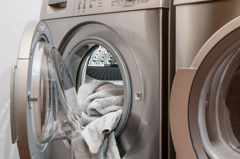 Como funciona secadora de roupas