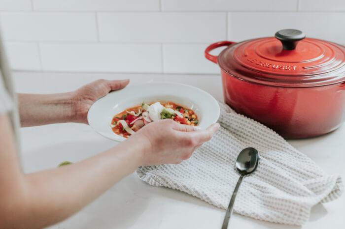 Receitas de sopas e cremes para preparar no frio