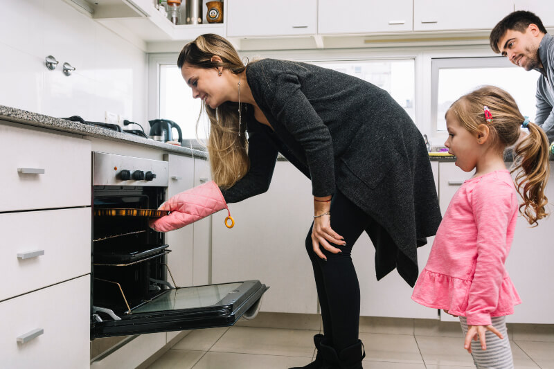Receitas de forno rápidas e práticas