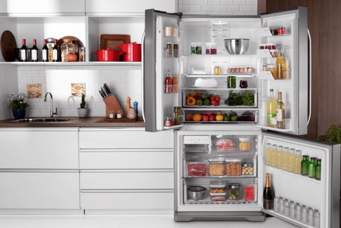 Benefícios da geladeira inverse