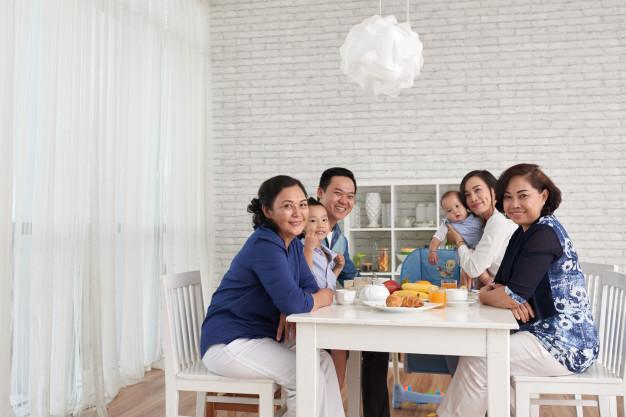 Como decorar sala de jantar