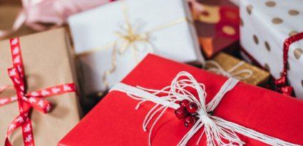 Cinco dicas de presentes de natal.