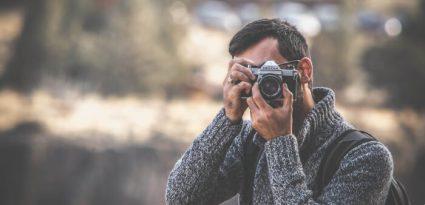 Dia do Fotógrafo: veja dicas para melhorar as suas fotos!